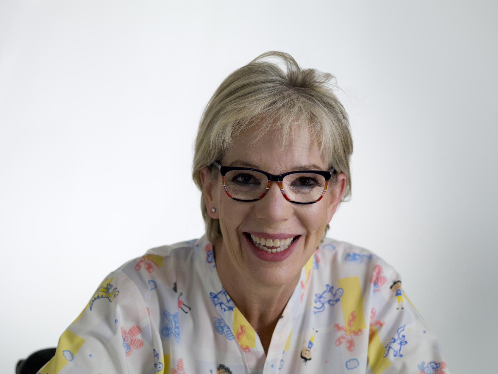 Doctora Celia López de las Huertas